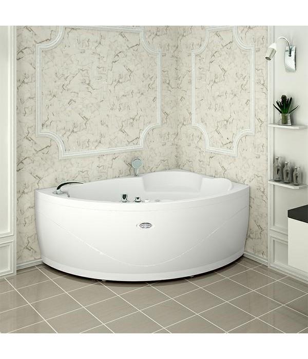 Акриловая ванна RADOMIR Алари с возможностью установки гидромассажа