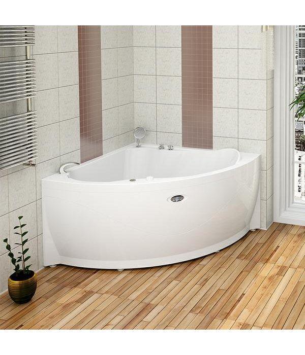 Акриловая ванна RADOMIR Альтея с возможностью установки гидромассажа