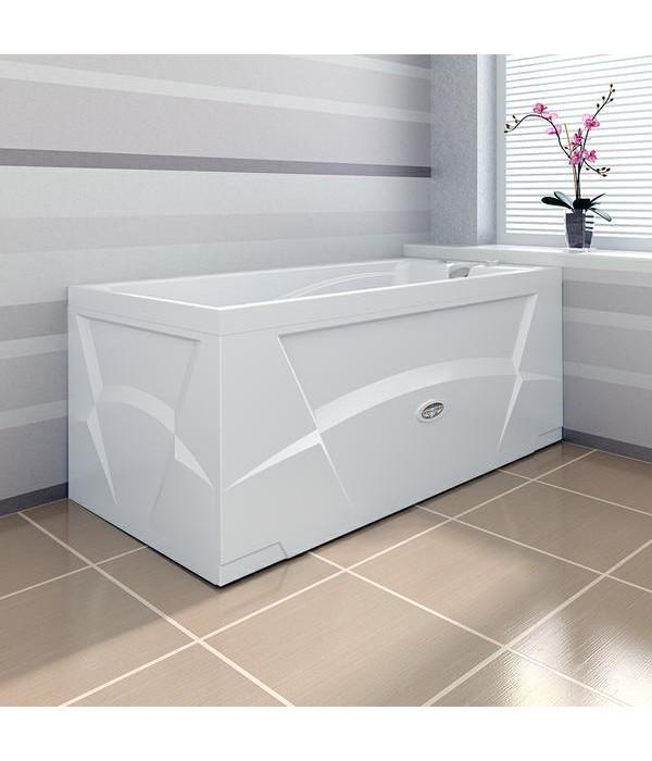 Акриловая ванна RADOMIR Фелиция с возможностью установки гидромассажа