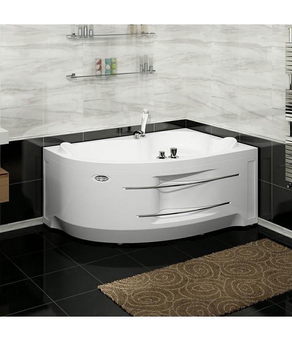 Акриловая ванна RADOMIR Ирма 150х97 с возможностью установки гидромассажа