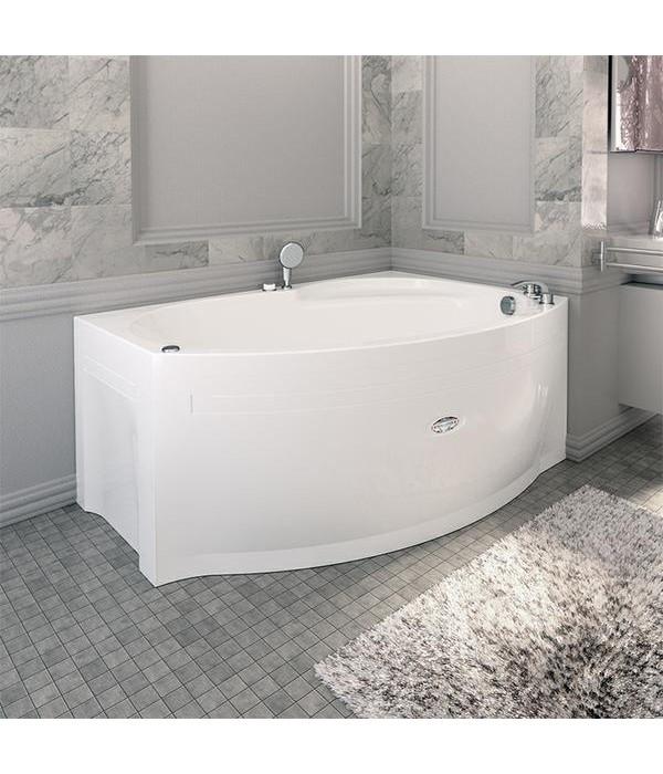 Акриловая ванна RADOMIR Монти с возможностью установки гидромассажа