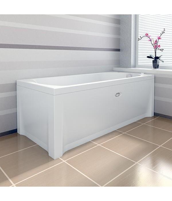 Акриловая ванна RADOMIR Николь с возможностью установки гидромассажа