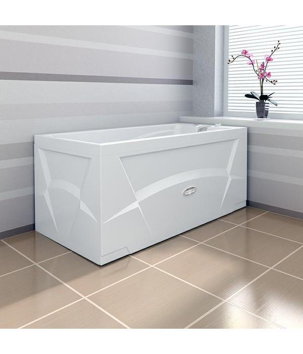 Акриловая ванна RADOMIR Орнела с возможностью установки гидромассажа