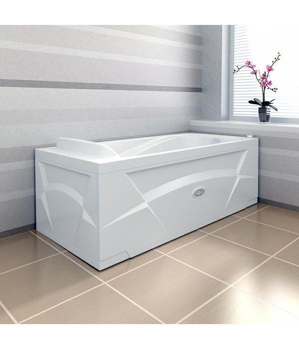 Акриловая ванна RADOMIR Роза с возможностью установки гидромассажа