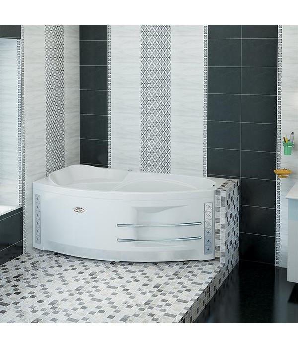 Акриловая ванна RADOMIR София с возможностью установки гидромассажа