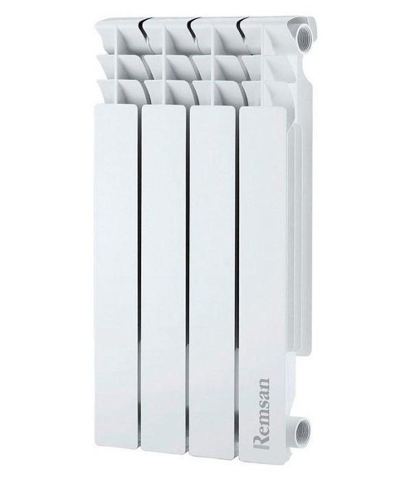 Радиатор алюминиевый Remsan AL-500/80 4 секции