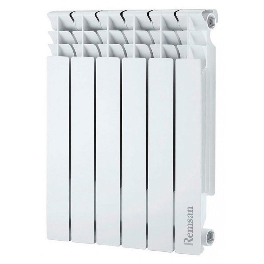 Радиатор алюминиевый Remsan AL-500/80 6 секций