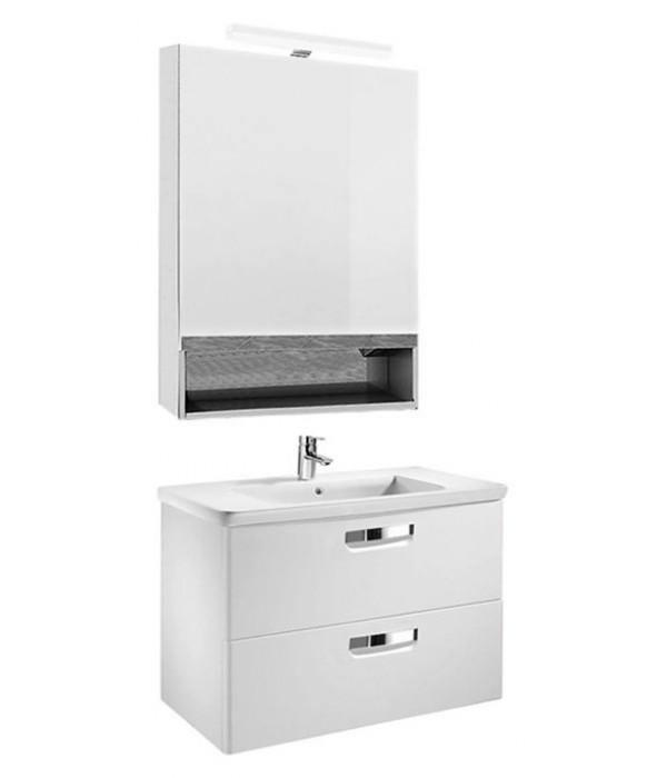 Комплект мебели Roca Gap 70, белый