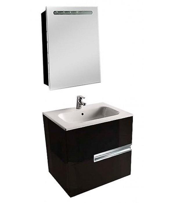 Комплект мебели Roca Victoria Nord Black Edition 60