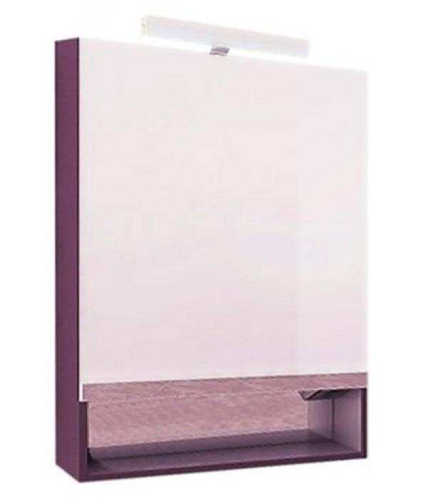 Зеркало-шкаф Roca Gap 80, фиолетовый