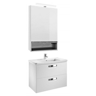 Комплект мебели Roca Gap 60, белый