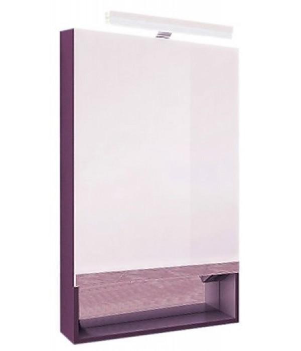 Зеркало-шкаф Roca Gap 60, фиолетовый