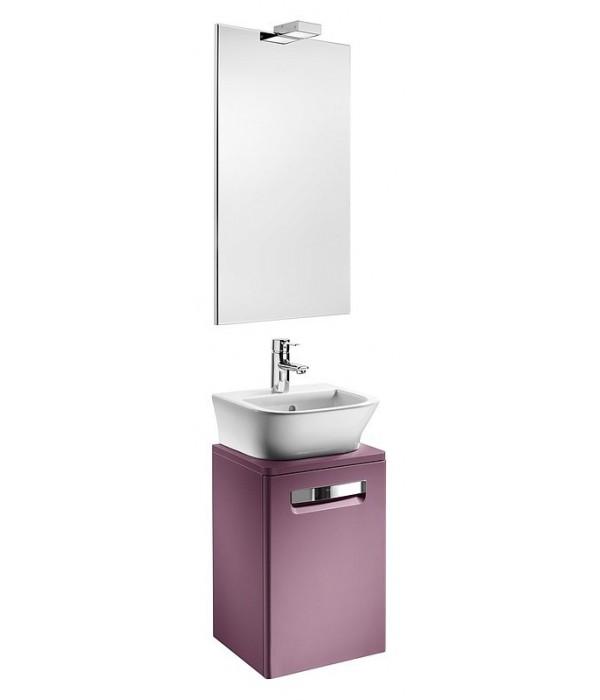 Комплект мебели Roca Gap 45, фиолетовый