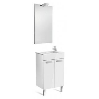 Комплект мебели Roca Debba 50, белый