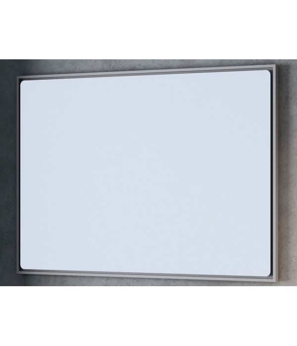 Зеркало Smile Монтэ 120, серый