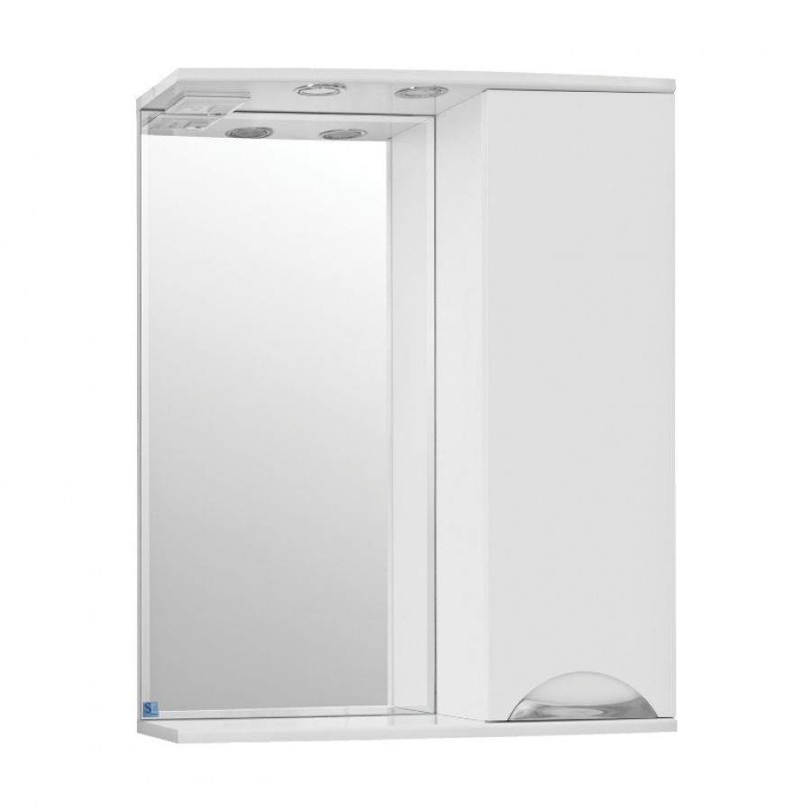 Зеркало-шкаф Style Line Жасмин 65