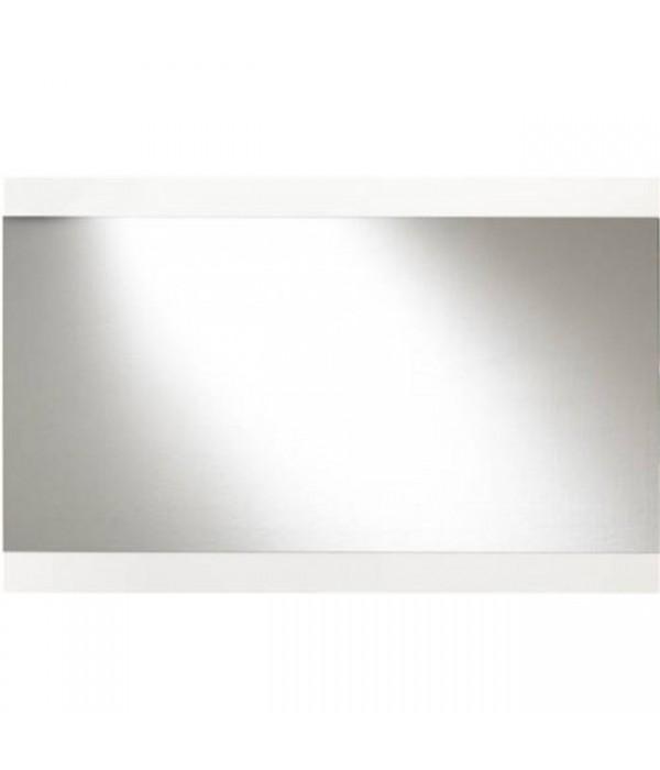 Зеркало Style Line Лотос 120 Люкс белый глянец