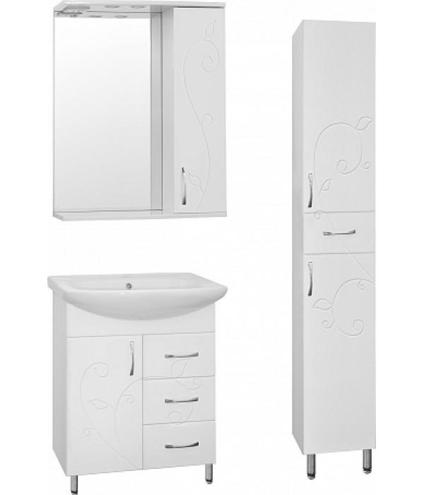 Комплект мебели Style Line Эко Фьюжн №24 65 белый