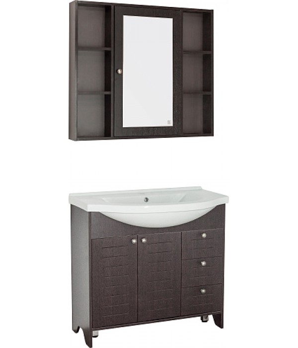 Комплект мебели Style Line Кантри 90 венге