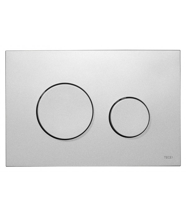 Кнопка смыва TECE Loop 9240625 хром матовый