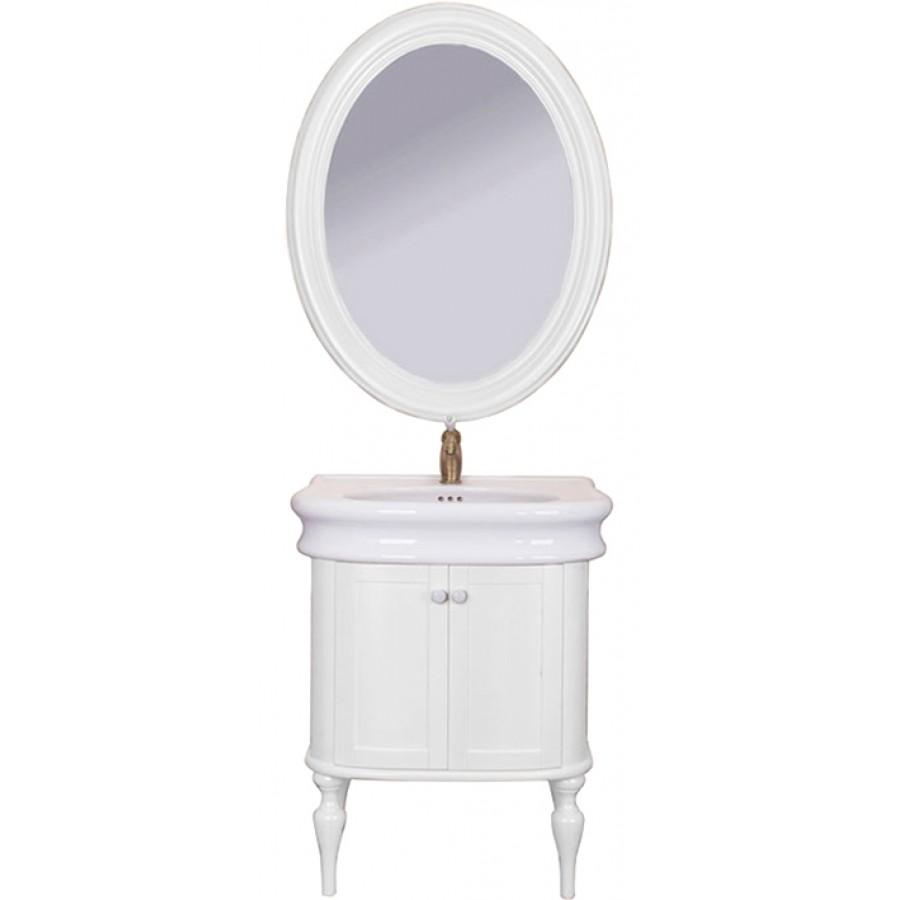 Комплект мебели Tiffany World Palermo 7701, белый