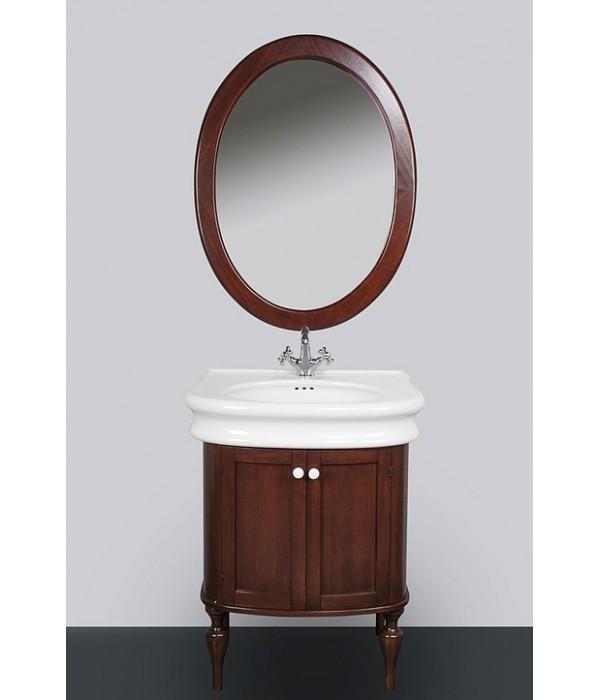 Комплект мебели Tiffany World Palermo 7701, коричневый
