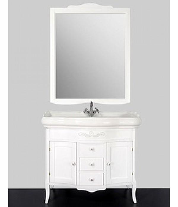 Комплект мебели Tiffany World Sofia 100 noce, белый