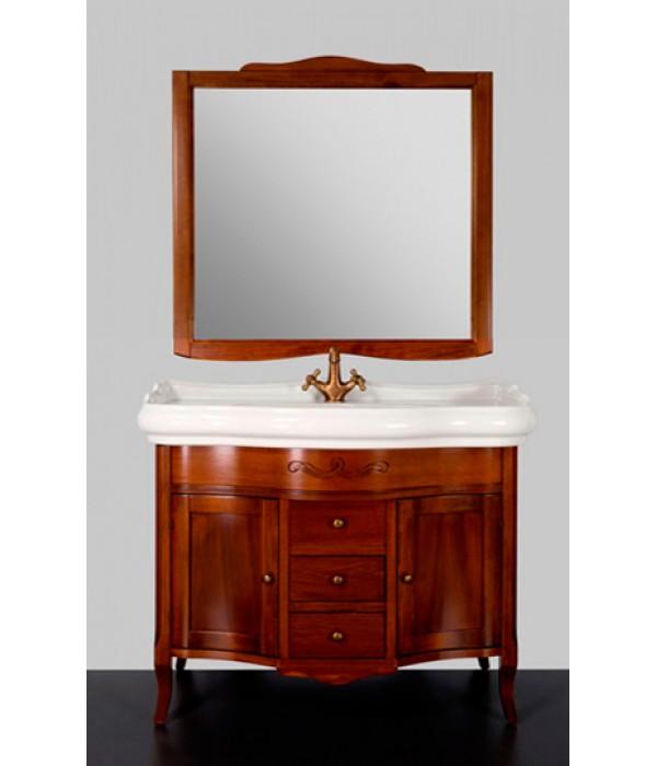 Комплект мебели Tiffany World Sofia 100 noce, коричневый