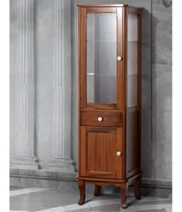 Шкаф-пенал Tiffany World Sofia 4219 noce SX