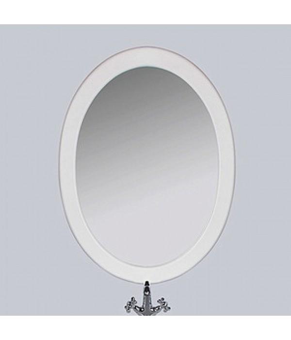 Зеркало Tiffany World Palermo, белый