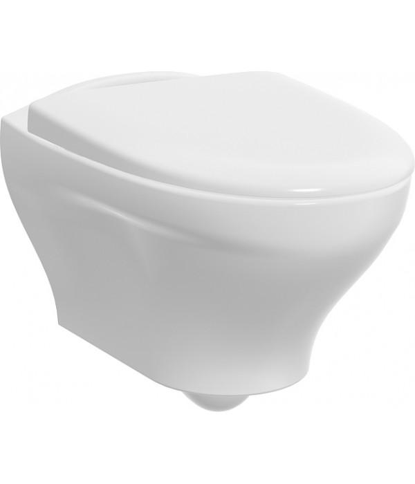 Унитаз подвесной Gustavsberg Estetic Hygienic Flush белый