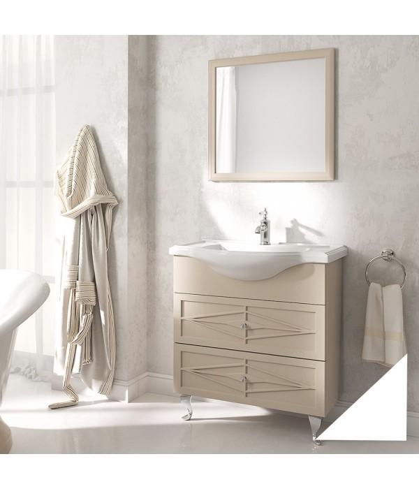 Комплект мебели Vod-ok Аделина 80 белый