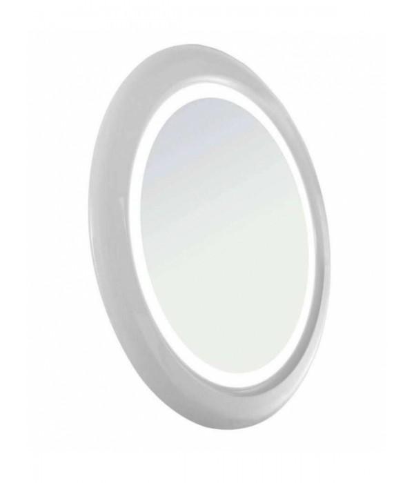 Зеркало Vod-ok Elite Бернарди 85 белый