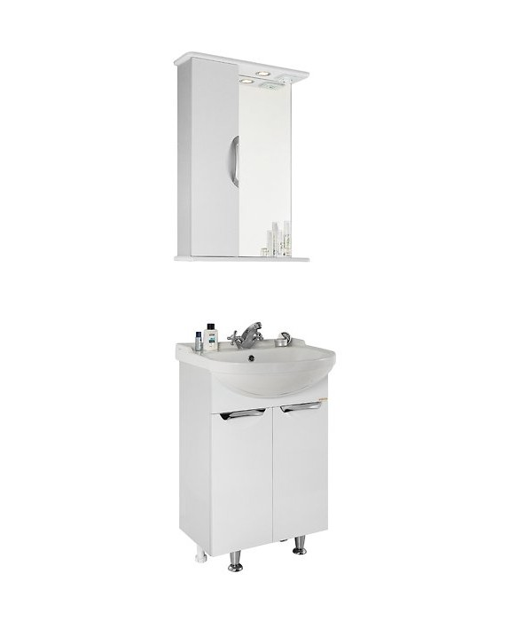 Комплект мебели 55 1.16, белый