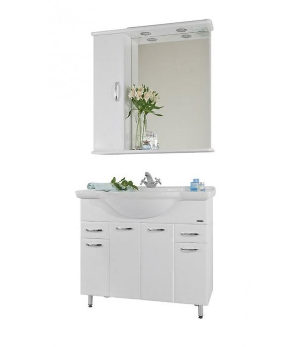 Комплект мебели 85 1.5, белый
