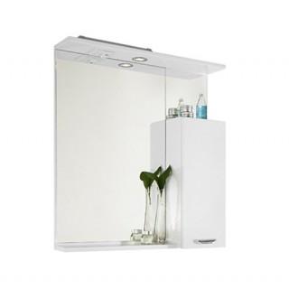 Зеркало-шкаф Vod-Ok Марко 75, белый