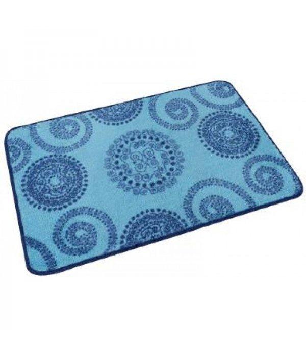 Коврик для ванной комнаты LeMark Infinite blue M5080T028