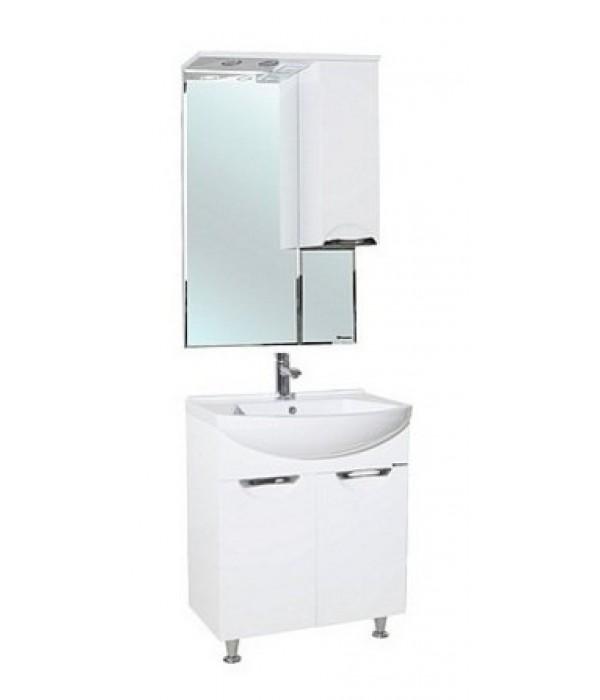 Комплект мебели Bellezza Альфа 65, белый
