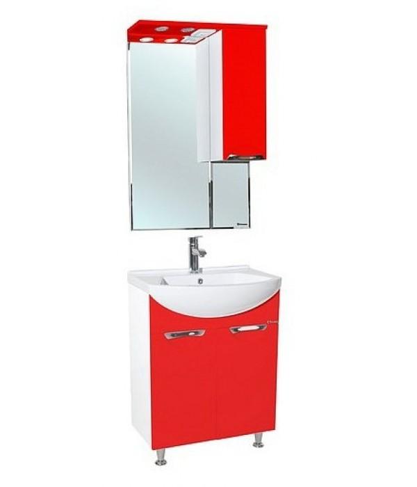 Комплект мебели Bellezza Альфа 55, красный