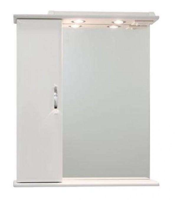 Зеркало для ванной 65 1.5, белый
