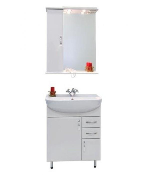 Комплект мебели 65 1.5, белый