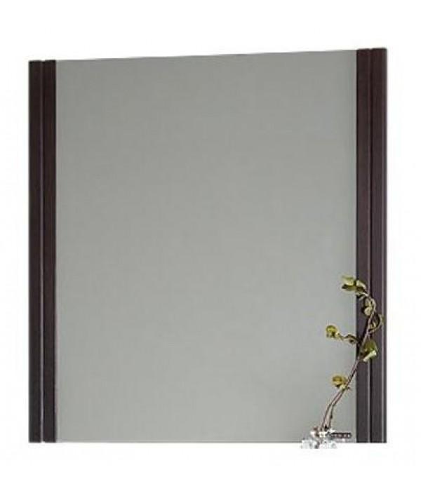 Зеркало для ванной Флоренц 75 см, венге
