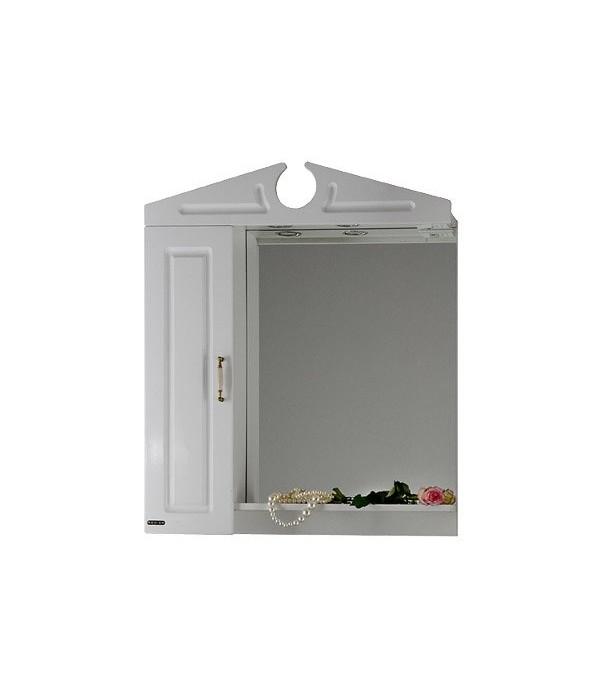 Зеркало для ванной 75 1.4, белый