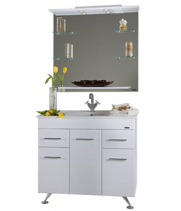 Комплект мебели 90 1.3 К, белый
