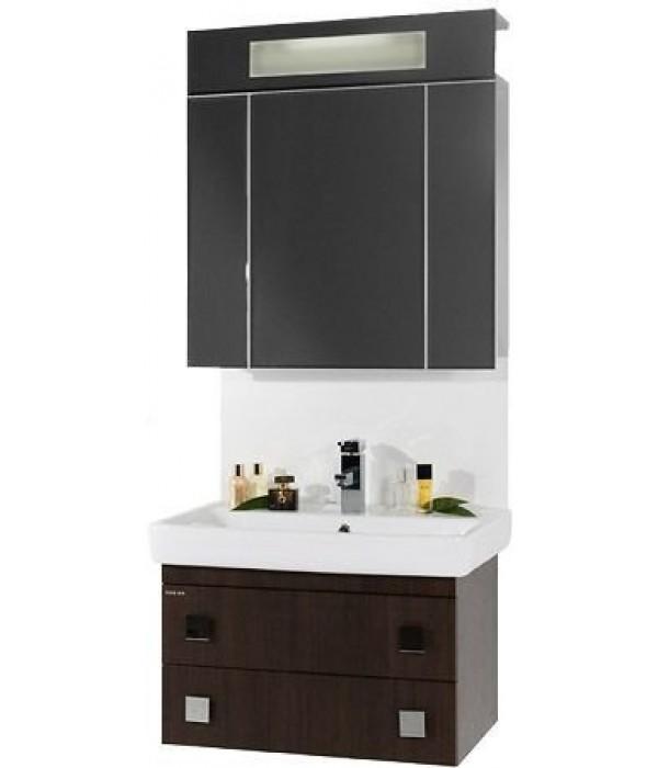 Комплект мебели 70 1.7 подвесной, венге