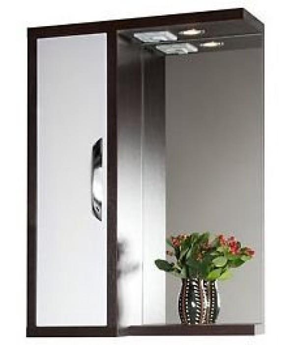 Зеркало шкаф для ванной 55 1.8