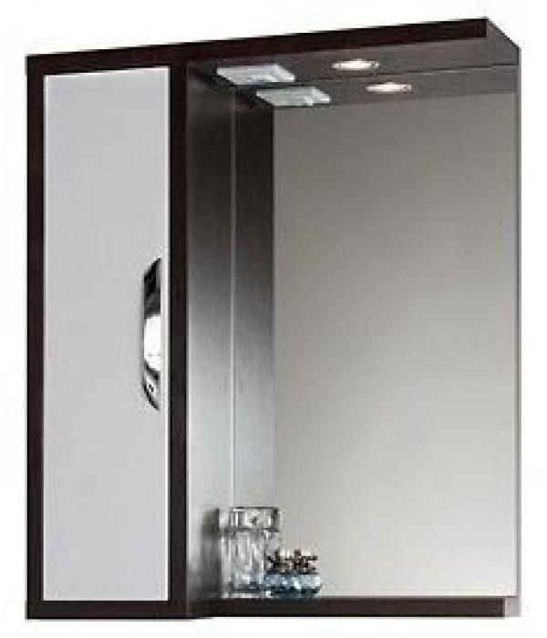 Зеркало шкаф для ванной 65 1.8
