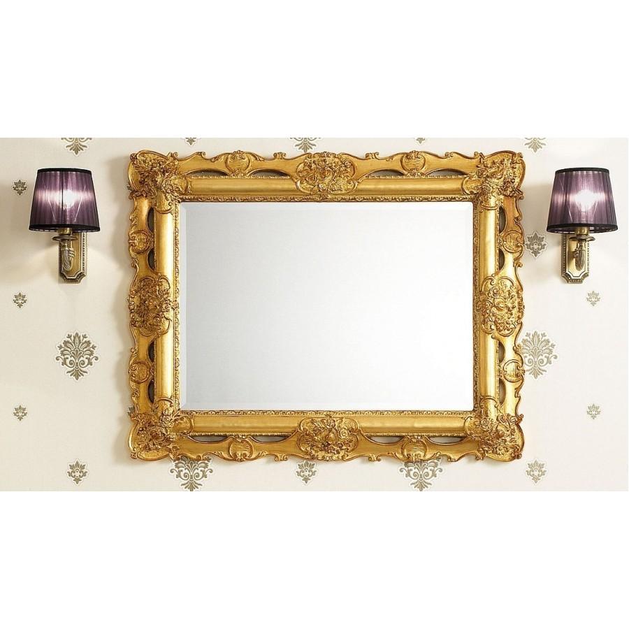 Зеркало в золотой раме Bagno Piu Palladio 90