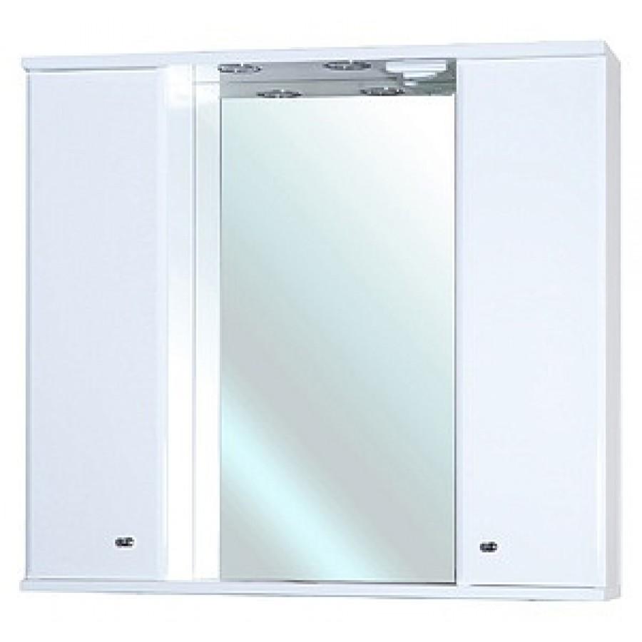 Зеркало-шкаф Bellezza Астра 80
