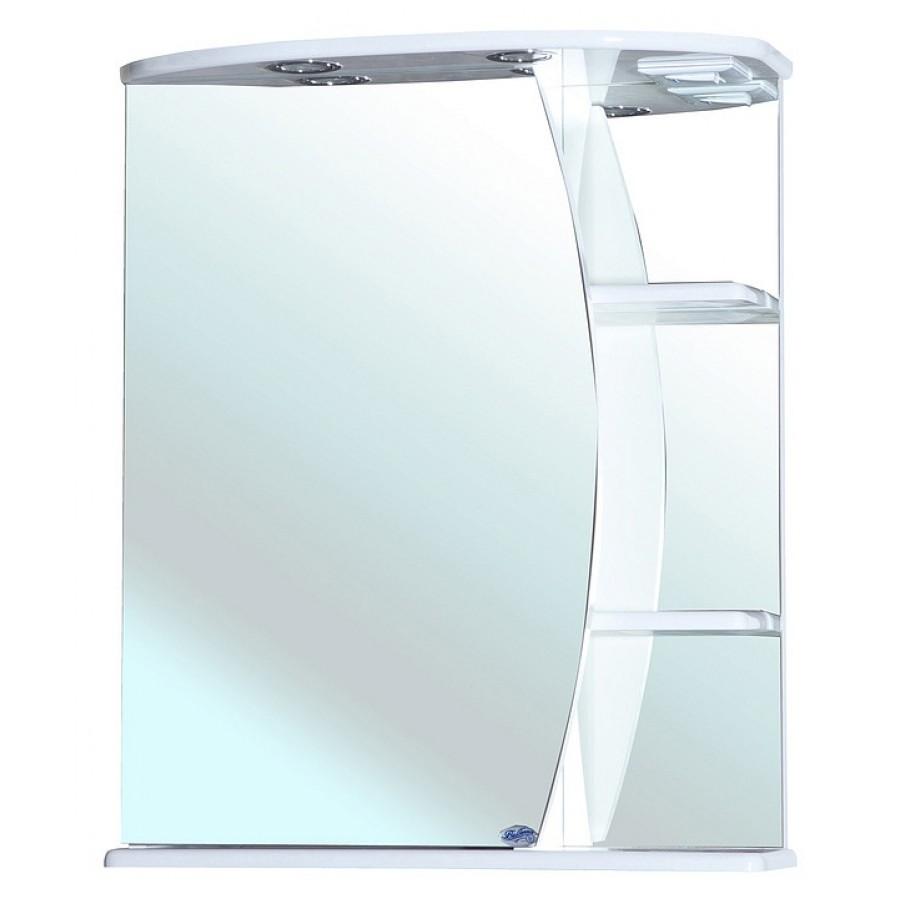 Зеркало-шкаф Bellezza Луна 60